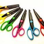 Card making tools scissors