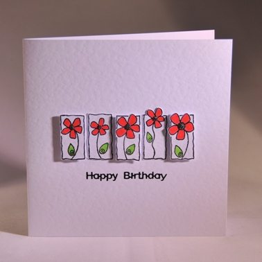 Flower Card Ideas Card Making World