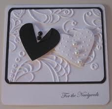 More Handmade Wedding Card Ideas
