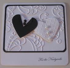 More Handmade Wedding Card Ideas