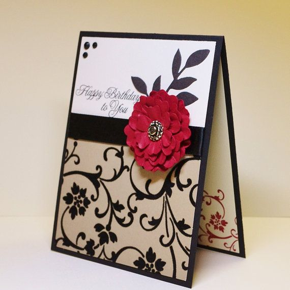 Birthday Card Ideas For Handmade Cards And Making