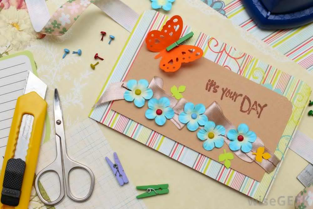 How To Decoupage A Beginners Guide Card Making World