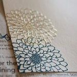 How to emboss cards
