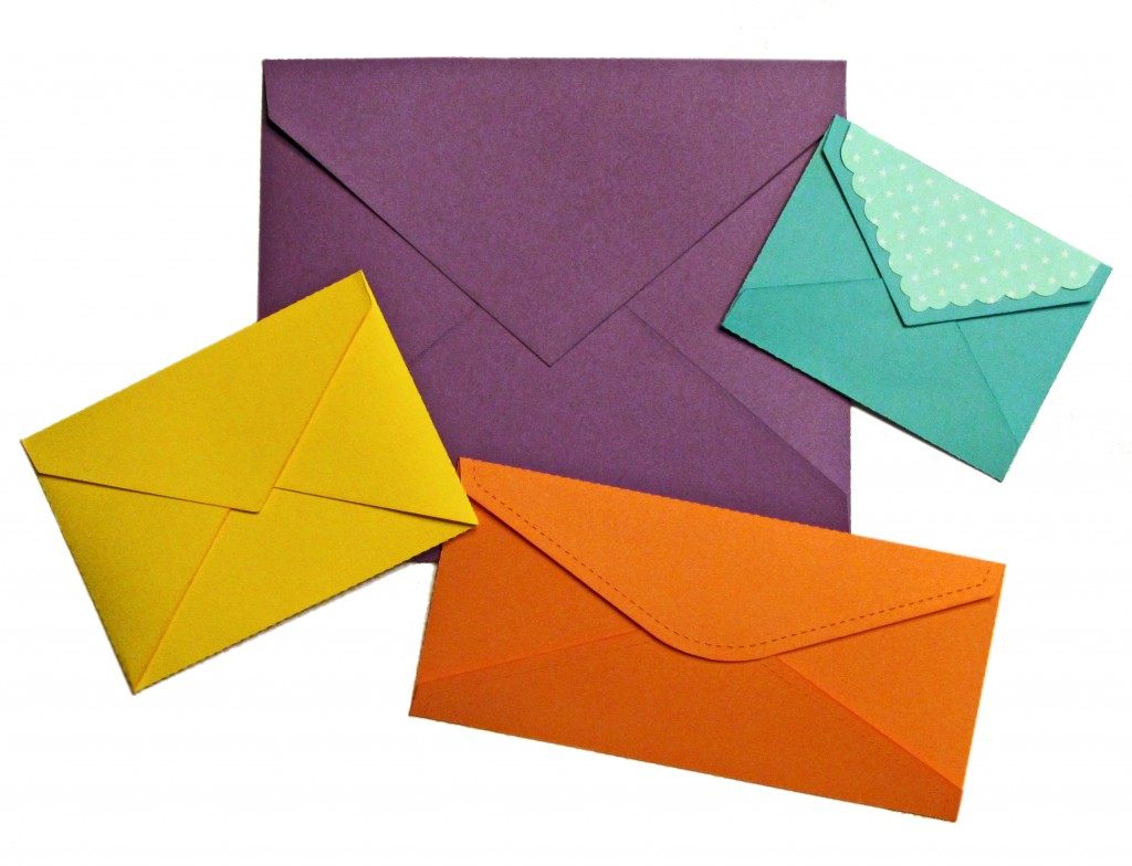 How To Make An Envelope Card Making World