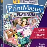 Printmaster platinum card making software