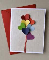 Simple handmade birthday card ideas