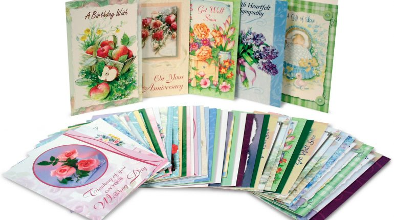 What to write in greetings cards