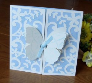 Gatefold card tutorial