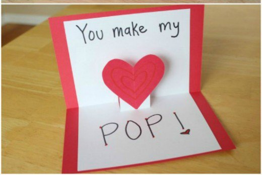 Ho to make a pop up card
