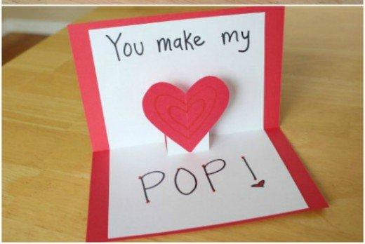 Ho to make a pop up card