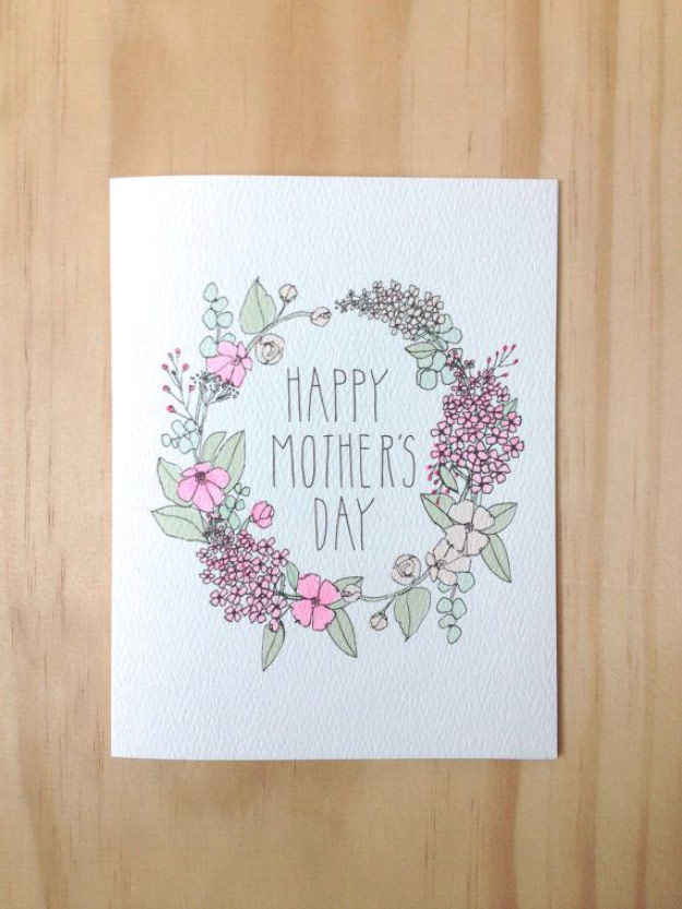 Card Making Equipment Ideas Part - 31: Motheru0027s-day-card-ideas-2