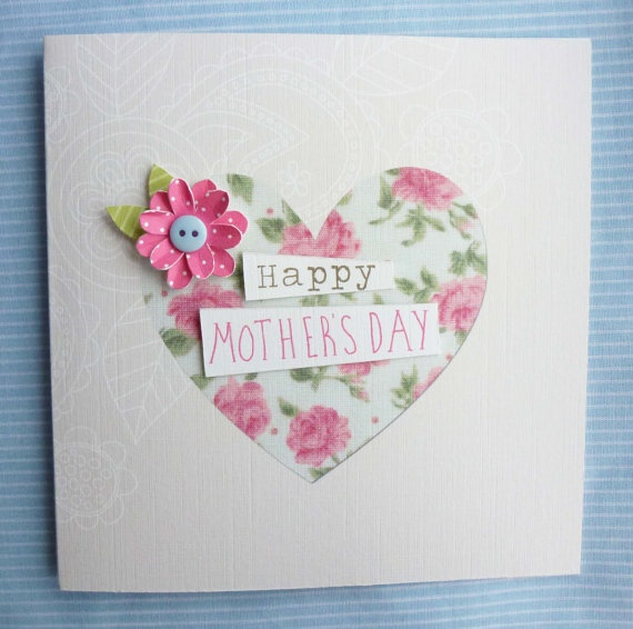Mother's day card ideas